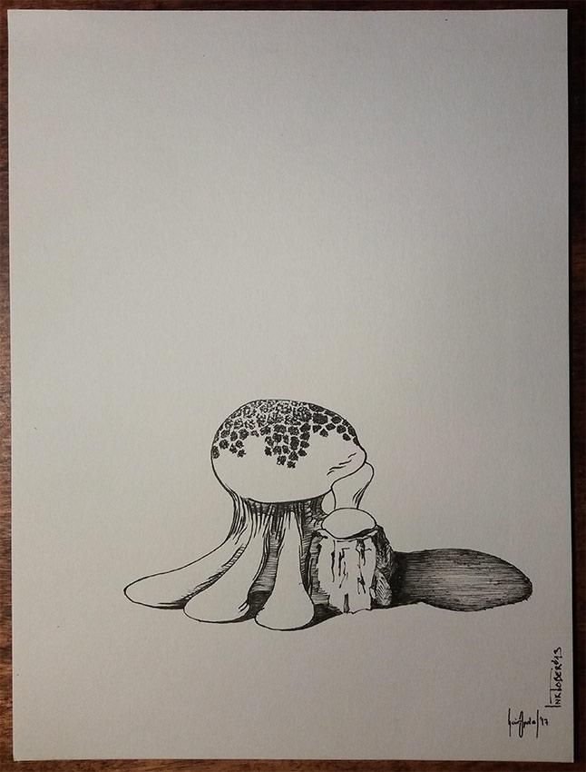 Inktober No 13