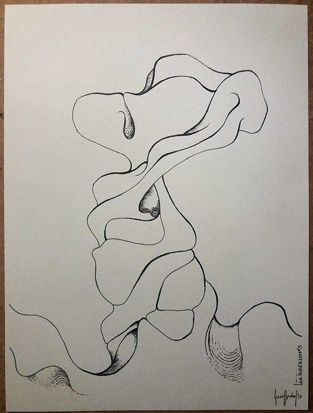 Inktober No 3