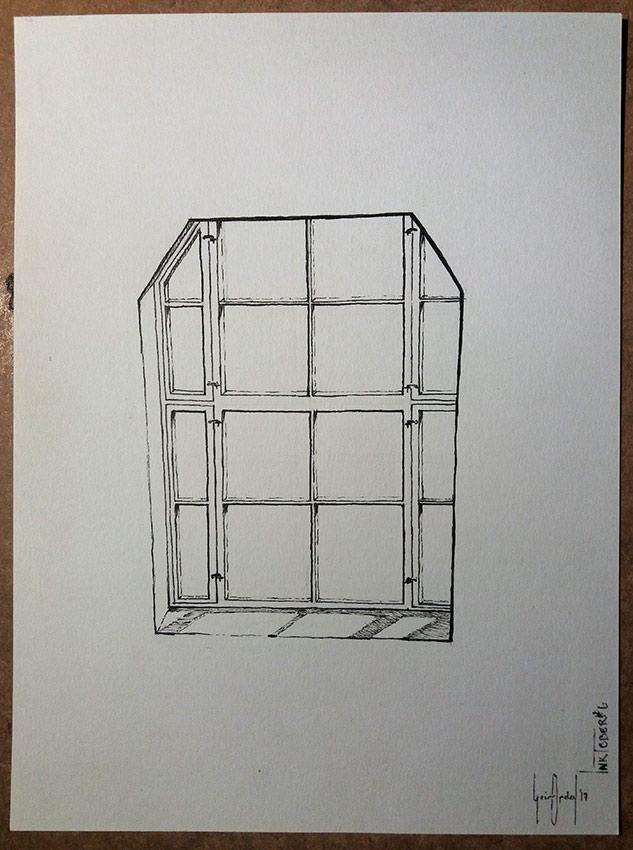 Inktober No 6