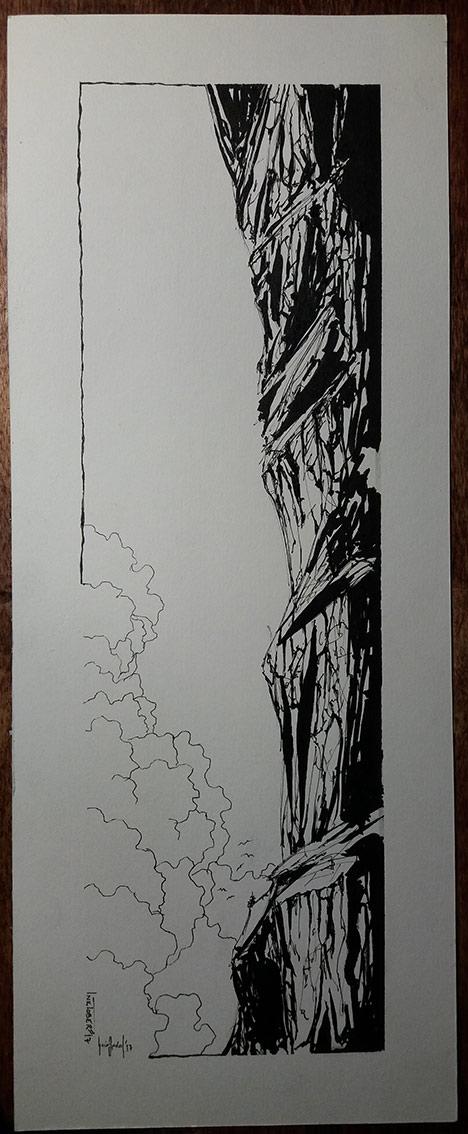 Inktober No 17