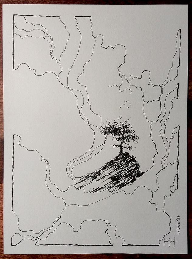 Inktober No 27